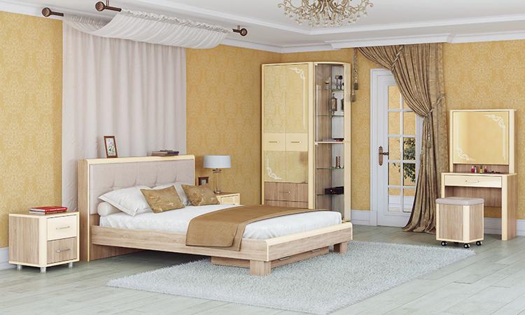 Спальня «Оливия» - правильный